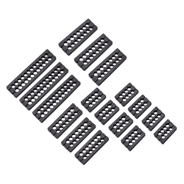 Premium Type 4 Gen 4 Cable Comb Kit, Black