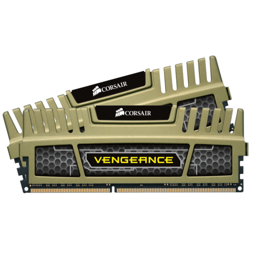 Vengeance® — 16GB Dual Channel DDR3 Memory Kit