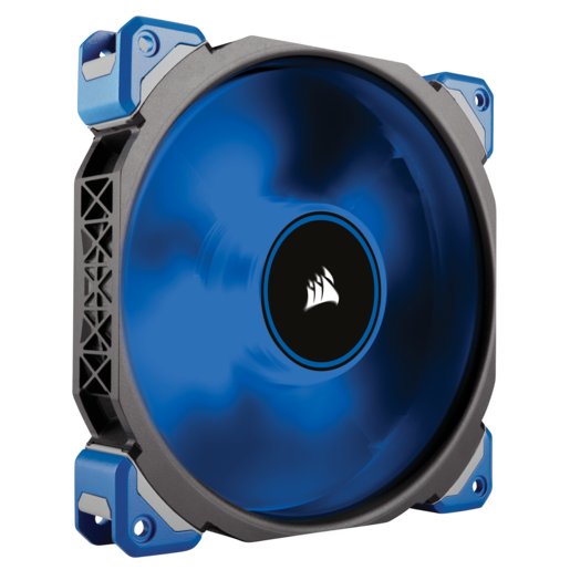 ML140 PRO LED Blue 140mm PWM Premium Magnetic Levitation Fan (WW) (Refurbished)