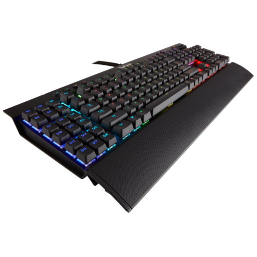 CORSAIR Gaming K95 RGB Mechanical Gaming Keyboard — CHERRY® MX Brown (ES)