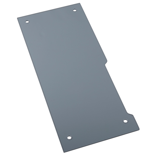 Crystal 570X Top Tempered Glass Panel