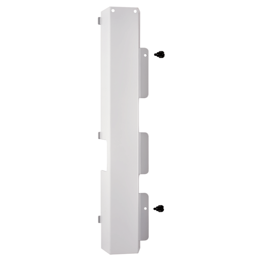 Crystal 570X Rear Cable Cover, White