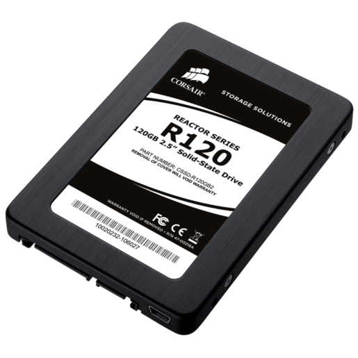 Reactor Series™ R120 Solid-State Hard Drive