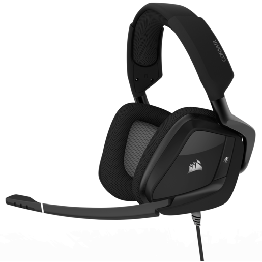 VOID PRO RGB USB Premium Gaming Headset with Dolby® Headphone 7.1 — Carbon (AP)