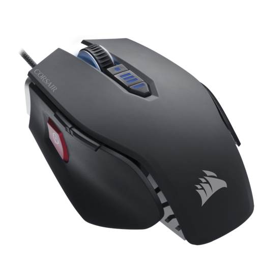 CORSAIR Gaming M65 FPS Laser Gaming Mouse — Gunmetal Black (EU)