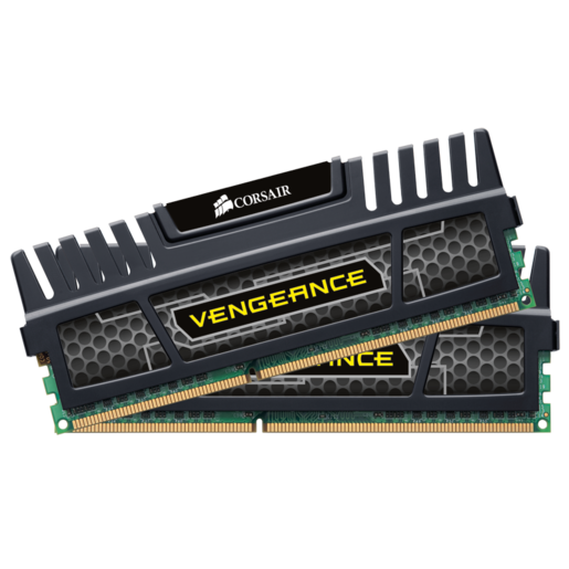 Vengeance® — 4GB Dual Channel DDR3 Memory Kit