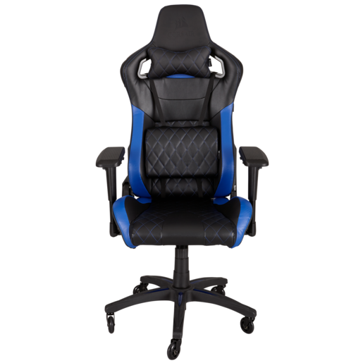 CORSAIR T1 RACE Gaming Chair — Black/Blue