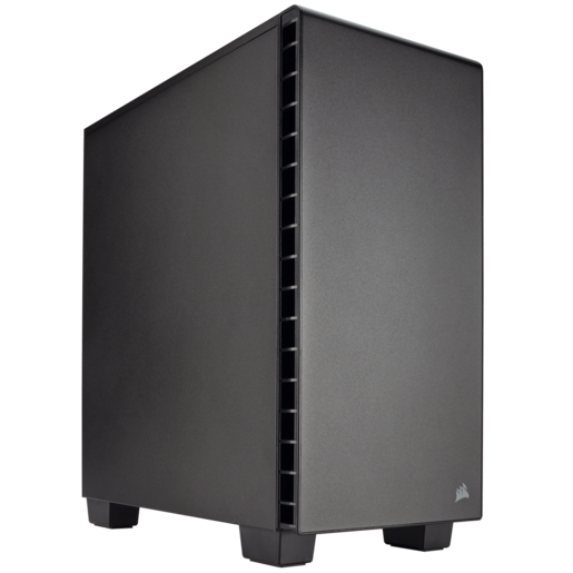Gabinete mid-tower compacto Carbide Series™ Quiet 400Q