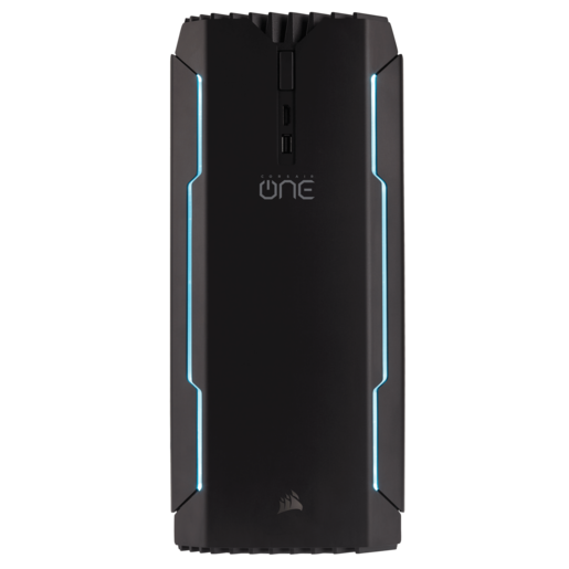 CORSAIR ONE Compact Gaming PC — Intel Core i7-7700, NVIDIA® GeForce GTX 1070, 16GB DDR4-2400, 240GB SSD, 1TB HDD (UK)