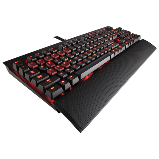 CORSAIR Gaming K70 mechanische Gaming-Tastatur – CHERRY® MX Brown (DE)