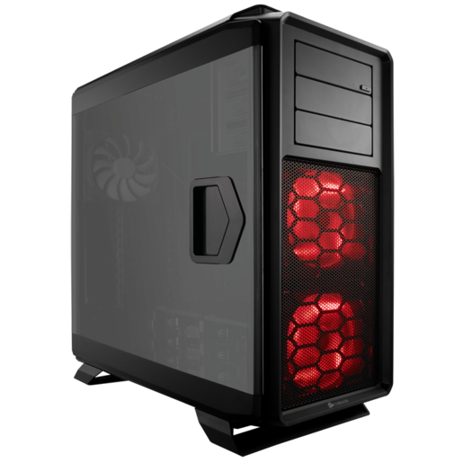 Graphite Series™ 760T Full-Tower Windowed Case (Refurbished)