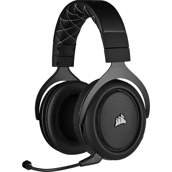 HS70 PRO WIRELESS Gaming Headset — Carbon (AP)