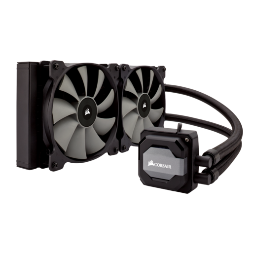 Hydro Series™ H110i 280mm Extreme Performance Liquid CPU Cooler