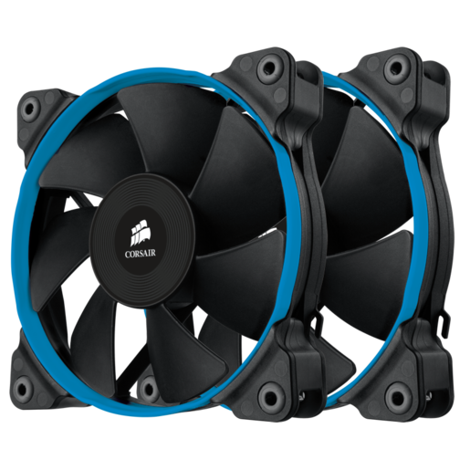 Air Series™ SP120 PWM High Performance Edition High Static Pressure Fan Twin Pack