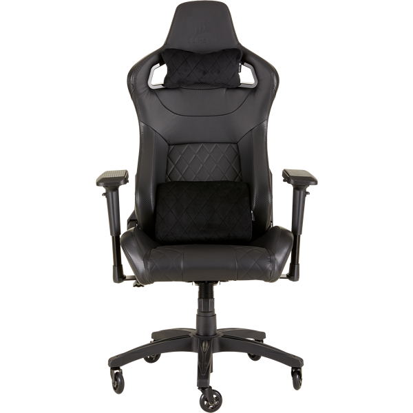 T1 RACE 2018 Gaming Chair — Black/Black
