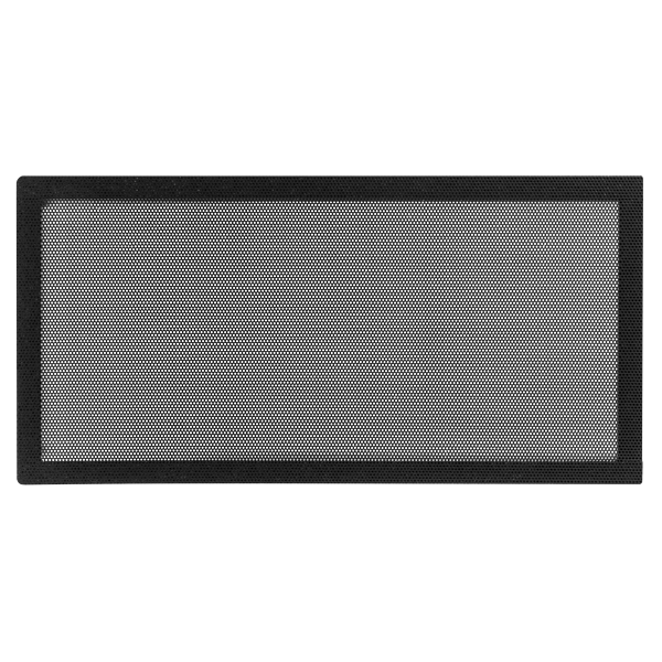 Crystal 280X Side/Bottom Magnetic Dust Filter, Black