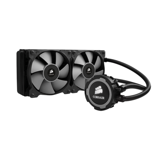Hydro Series™ H105 240mm Extreme Performance Liquid CPU Cooler (Refurbished)