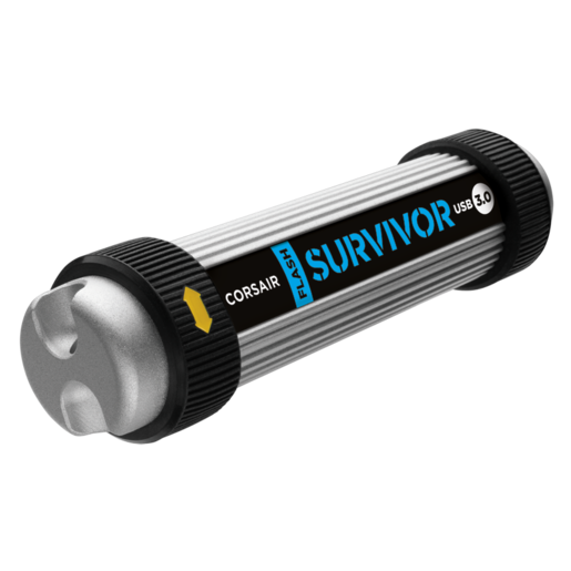 Clé USB Flash Survivor® USB 3.0 de 64Go