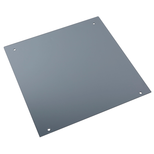 Crystal 570X Side Tempered Glass Panel