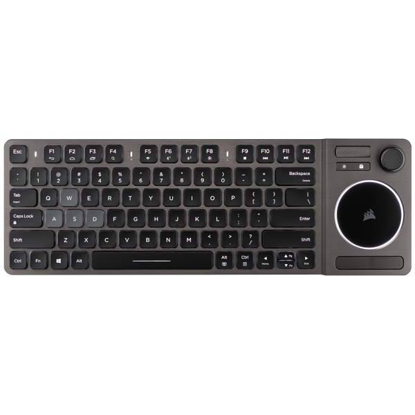 K83 Wireless Entertainment Keyboard (EU)