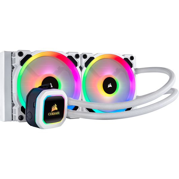Hydro Series™ H100i RGB PLATINUM SE 240mm Liquid CPU Cooler