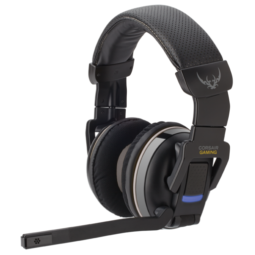 CORSAIR Gaming H2100 Dolby® 7.1 无线游戏耳机 - Greyhawk (AP)