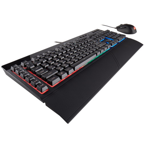 K55 + HARPOON RGB Keyboard and Mouse Combo (UK)
