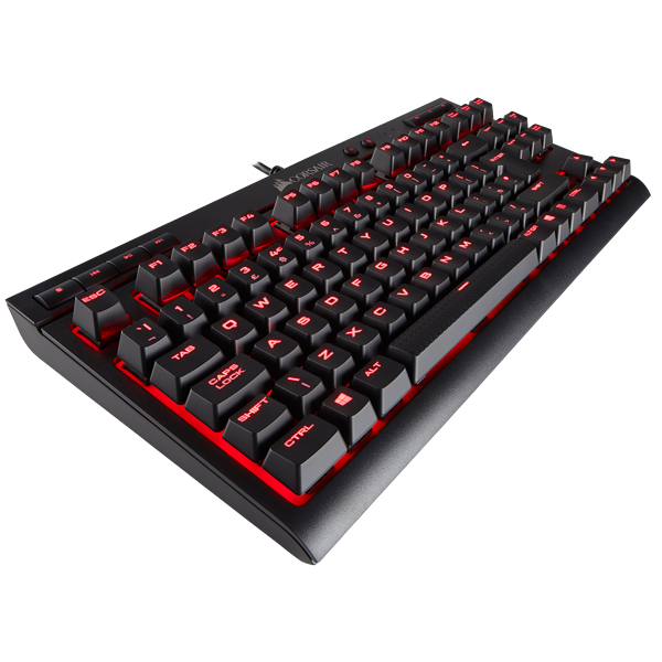 K63 Compact Mechanical Gaming Keyboard — CHERRY® MX Red (UK)
