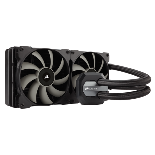 Hydro Series™ H115i 280mm Extreme Performance Liquid CPU Cooler (Refurbished)