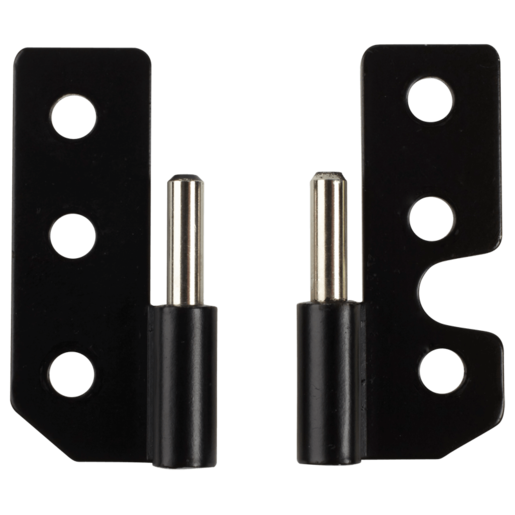 Graphite Series™ 760T Replacement Hinges 4x (2x Left, 2x Right)