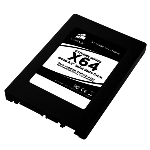 Extreme Series™ X64 Solid-State Hard Drive