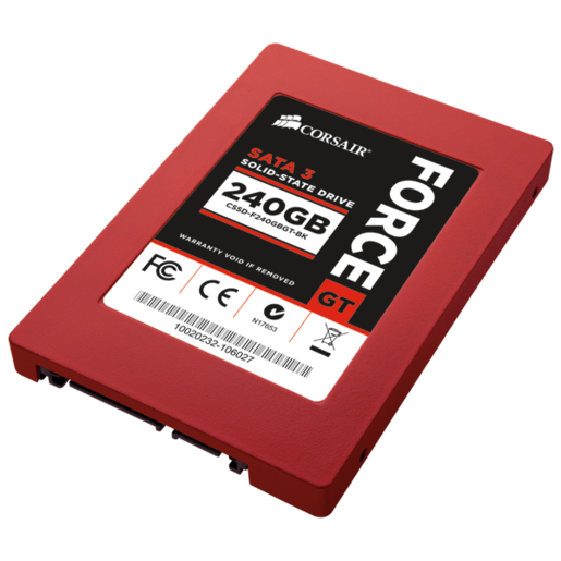 Force Series™ GT 240GB SATA 3 6Gb/s Solid-State Hard Drive