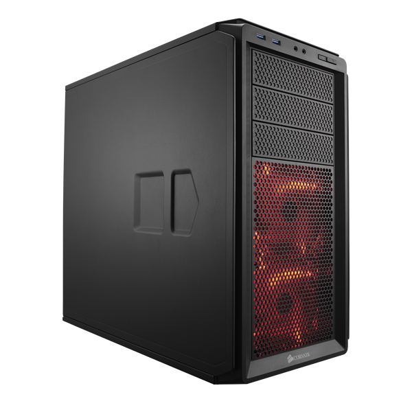 Graphite Series™ 230T Compact Mid-Tower Case (Refurbished)