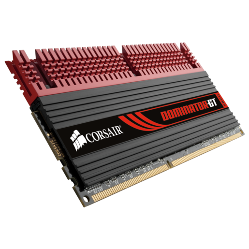 DOMINATOR® GT — 8GB DDR3 Memory Kit with DHX Pro Connector and AirFlow II Fan