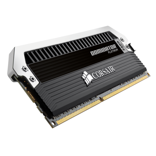 Комплект памяти DOMINATOR® PLATINUM 16Гб (4 x 4 Гб) DDR3 DRAM 2400 МГц C10