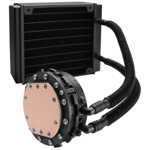 Hydro Series™ H70 High Performance Dual-Fan Liquid CPU Cooler