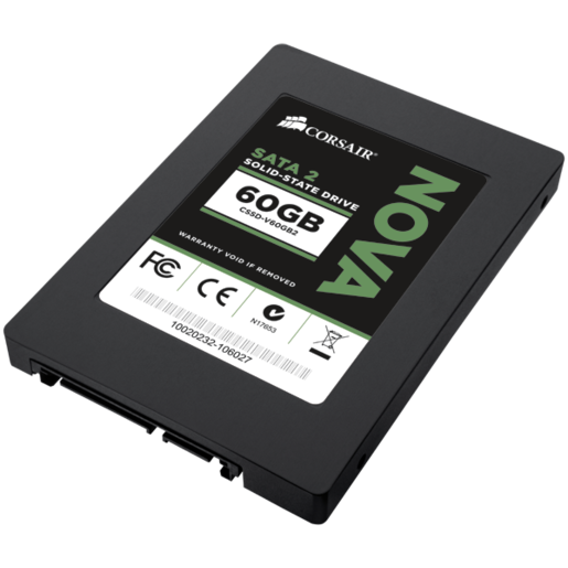 Nova Series™ 2 60GB Solid-State Hard Drive
