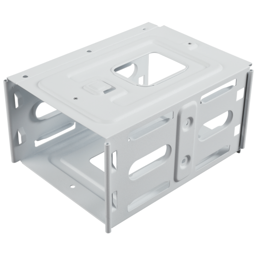 Crystal 460X RGB White HDD Cage