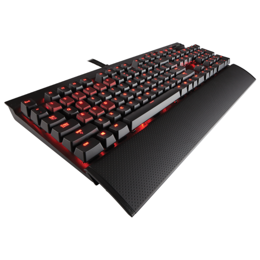 CORSAIR Gaming K70 Mechanical Gaming Keyboard — CHERRY® MX Red (ND)