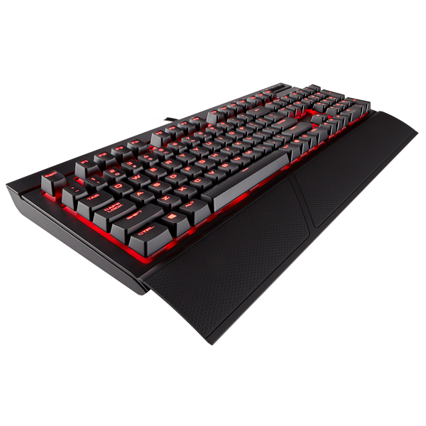 K68 Mechanical Gaming Keyboard — Red LED — CHERRY® MX Red (CN)