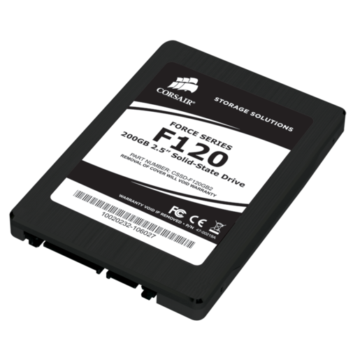 Force Series™ F120 Solid-State Hard Drive