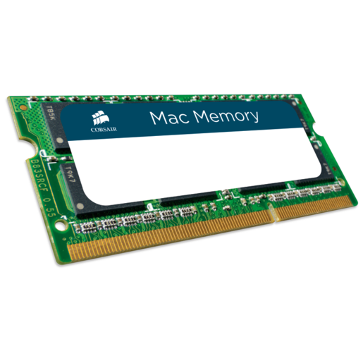 Corsair Mac Memory — 8GB DDR3 SODIMM Memory Kit