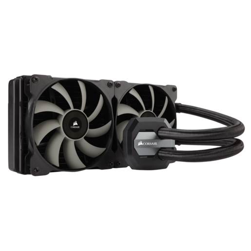 Hydro Series™ H110i GTX 280mm Extreme Performance Liquid CPU Cooler