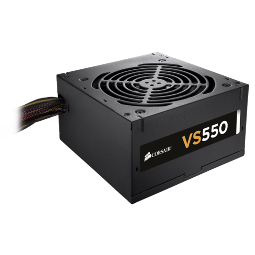 VS Series™ VS550 — 550 Watt Power Supply (UK)