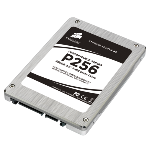 Performance Series™ P256 Solid-State Hard Drive