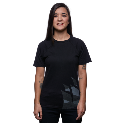 CORSAIR Obsidian Graphic Tee — Ladies Cut Small
