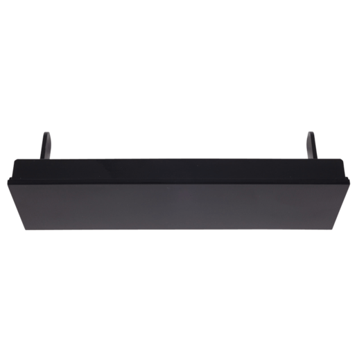 "Carbide Series™ 300R 5.25"" bay cover, black"