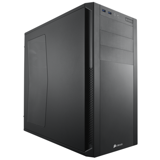 Carbide Series™ 200R Compact ATX Case