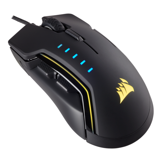 GLAIVE RGB Gaming Mouse — Black (AP)