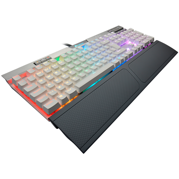 K70 RGB MK.2 SE Mechanical Gaming Keyboard — CHERRY® MX Speed (UK)
